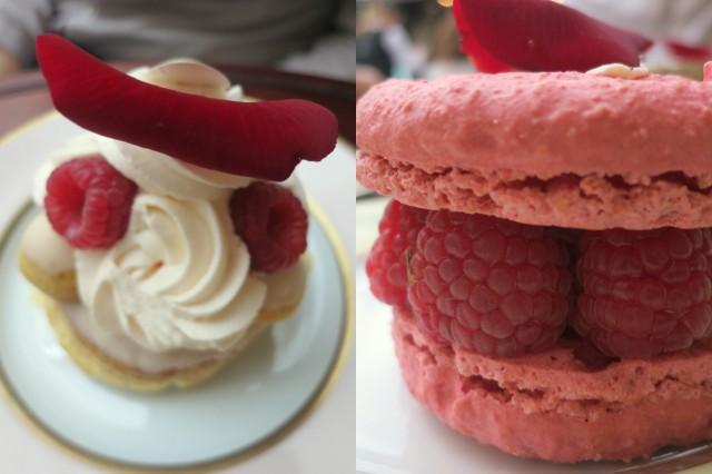 Ladurée, Café Laurent, Paradis du fruit