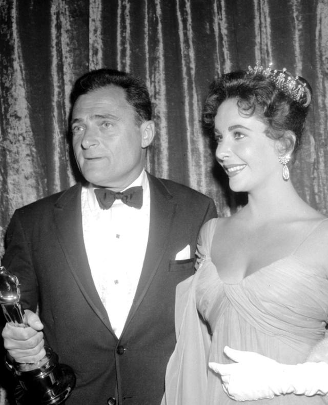 Todd i Liz, Oscari 1957